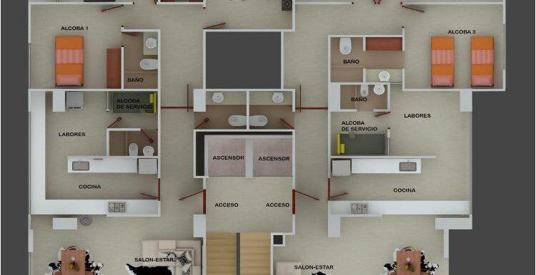 venta aptos edificio rio badillo viva inmobiliaria 9